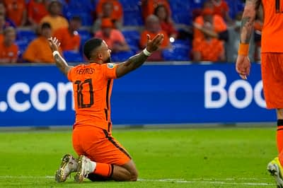 2020 UEFA Euro DFS Picks DraftKings FanDuel expert Euro CHampionship predictions Memphis Depay Netherlands Ukraine projections ownership rankings daily fantasy soccer Euro Championships today Monday June 21 2021