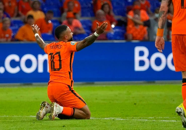 2020 UEFA Euro DFS Picks DraftKings FanDuel expert Euro CHampionship predictions Memphis Depay Netherlands Ukraine projections ownership rankings daily fantasy soccer Euro Championships today Thursday June 17 2021