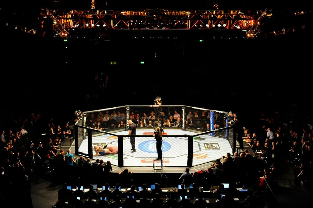 Awesemo's FREE UFC DFS picks for DraftKings and FanDuel for Rodriguez vs. Waterson with free MMA DFS projections | 5/6.