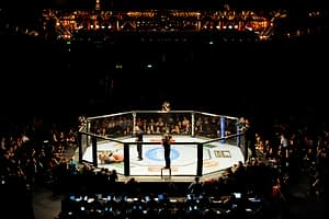 Free expert UFC Picks betting odds best bets UFC Vegas 33 Hall vs. Strickland prop bets lines how to bet on UFC fights Fight night this weekend