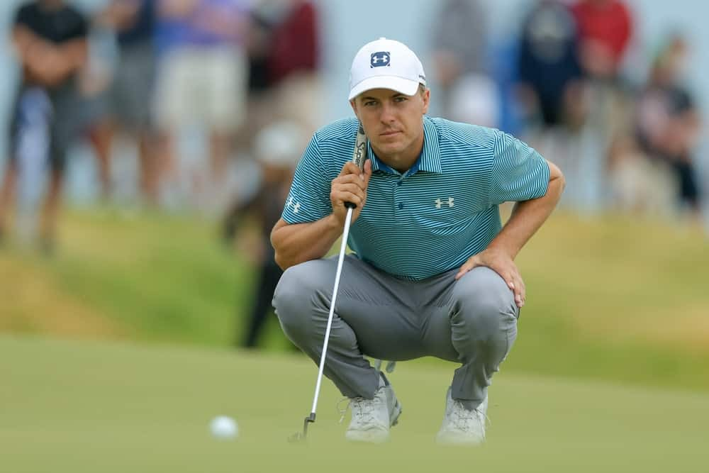 Jason Rouslin's best PGA DFS picks for DraftKings and FanDuel daily fantasy golf lineup ownership for The Masters with Jordan Spieth.