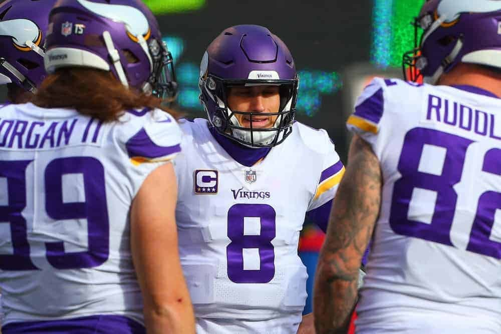 Our Green Bay Packers vs. Minnesota Vikings betting preview for the Week 1 game, including NFL odds, NFL picks and betting trends.