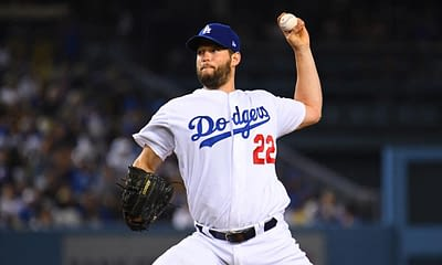 DraftKings & FanDuel daily fantasy baseball starting pitchers picks for Friday May 14 with Clayton Kershaw based on expert projections and ownership