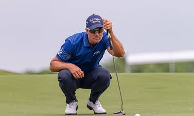 FREE Bermuda Championship PGA DFS picks and fantasy golf analysis for DraftKings + FanDuel lineups | Henrik Stenson + Brendan Todd