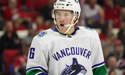 Chris Wassel returns with his NHL odds and betting picks break down for Saturday's slate, featuring the Vancouver Cancuks moneyline and more