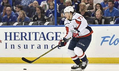 DraftKings NHL DFS Picks fantasy hockey cheat sheet today optimal lineup optimizer projections rankings ownership TJ Oshie top stacks free expert advice tips strategy wednesday October 27