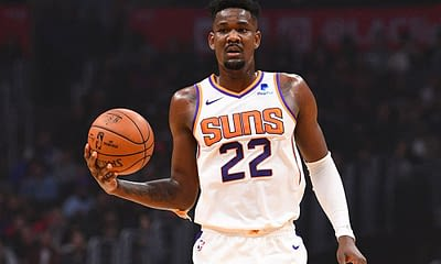 NBA DraftKings Lineup Picks Late Slate Daily Fantasy Cheat Sheet Projections | Deandre Ayton 4/17/21