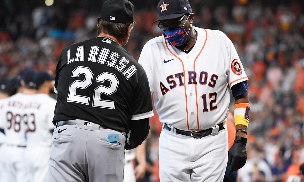 The longtime beef between Dusty Baker and Tony La Russa is all the talk as their teams face off against each other in the ALDS