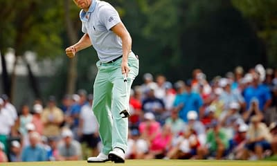 PGA DFS picks DraftKings FanDuel Fantasy GOlf CJ Cup daily picks ownership projections rankings best bets this week odds lines parlays Justin THomas