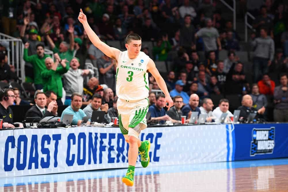 Ben Rasa gives out his CBB betting picks against the spread and breaks down the CBB DFS slate for DraftKings Thursday, 2/13.