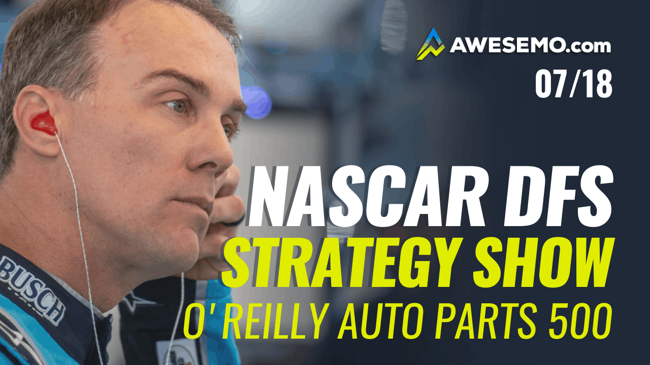 Alex Baker breaks down Sunday's O'Reilly Auto Parts 500 DFS Slate with DraftKings and FanDuel NASCAR DFS Picks for daily fantasy lineups.