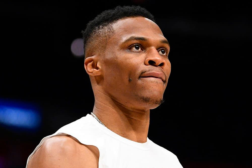 NBA DFS DraftKings daily fantasy basketball lineups cheat sheet 5/5/21. Awesemo's picks and projections for May 5, including Russell Westbrook.