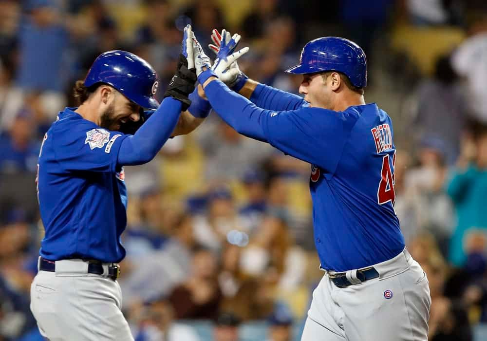 Chicago Cubs first baseman Anthony Rizzo thinks his team is more than capable of keeping it's core together for the long haul