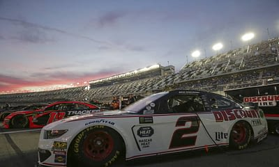 DraftKings & FanDUel NASCAR DFS picks Goodyear 400 at Darlington Speedway with Brad Keselowski