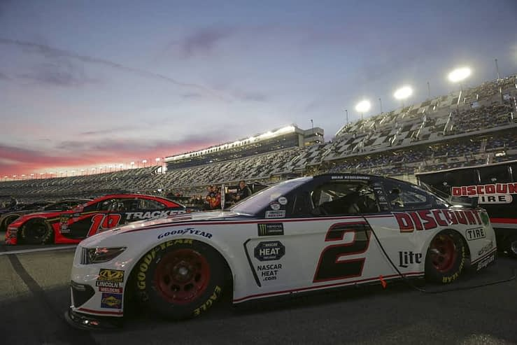 NASCAR DFS Cheatsheet for DraftKings | YellaWood 500 based of Awesemo's industry leading projections for Daily Fantasy.