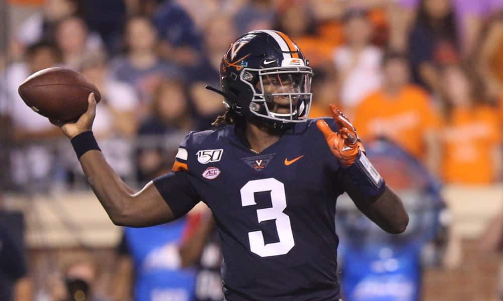 Virginia receiver Dontayvion Wicks just had the most improbable touchdown reception of all-time and fans everywhere are losing their minds