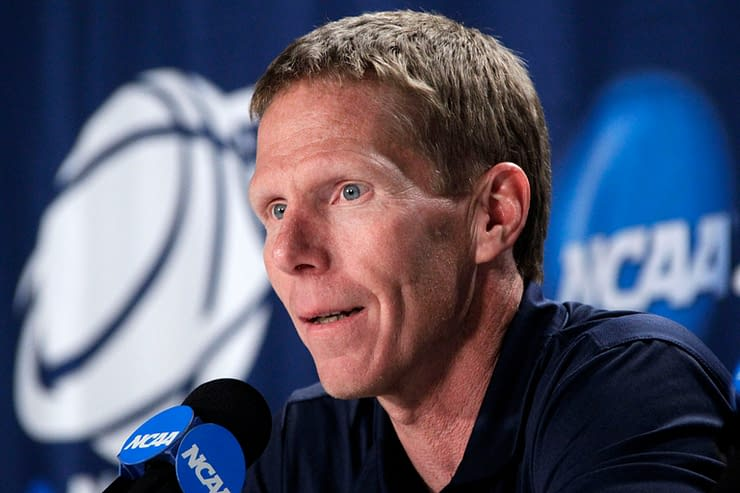Social media was quick to pounce on an easy joke after it was revealed that Gonzaga coach Mark Few was cited for a DUI over the weekend