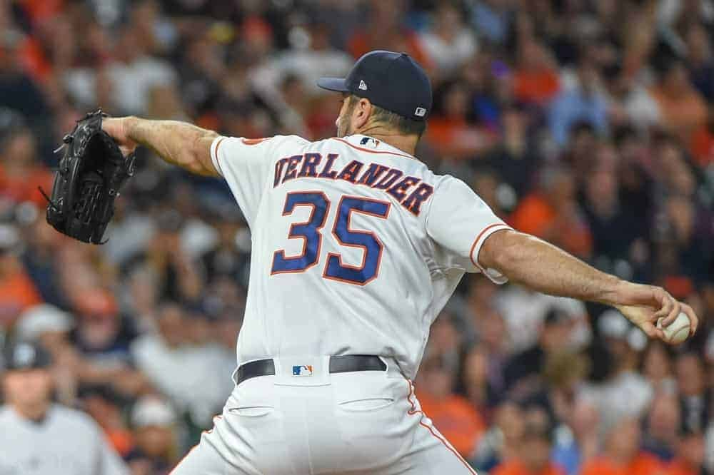 Adam and EMac break down some of their favorite MLB picks for tonight's MLB DFS slate on DraftKings and FanDuel, including Justin Verlander