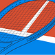 DraftKings Tennis DFS picks for Tuesday April 27 using Awesemo expert tools and projections