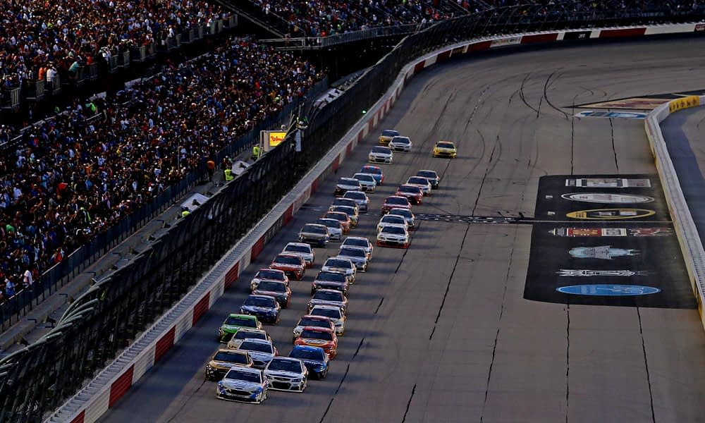 The NASCAR DFS Hub: one-stop shop for all your weekly Awesemo NASCAR DFS content for Daily Fantasy Lineups on DraftKings, FanDuel | Indy