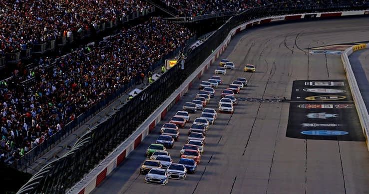 The NASCAR DFS Hub: one-stop shop for all your weekly Awesemo NASCAR DFS content for Daily Fantasy Lineups on DraftKings, FanDuel   Indy