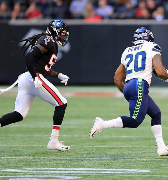 The ultimate free guide to making your Week 7 Jock MKT NFL picks for Monday Night Football Saints vs. Seahawks with expert IPO projections.
