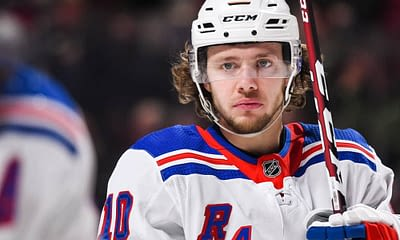 DraftKings & FanDuel NHL DFS picks for Saturday April 3 using Awesemo's expert ownership, fantasy point projections and top stacks tool with Artemi Panarin