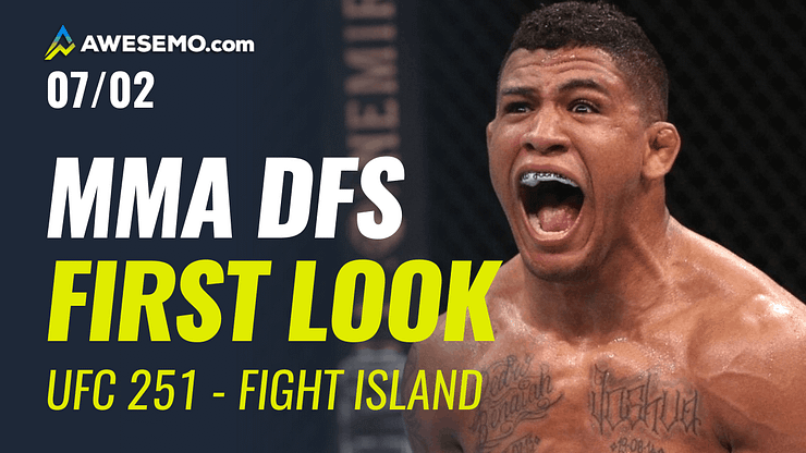 The MMA DFS Strategy Show forUFC 251: Burns vs Usmanr.Top options for your UFC DFS Lineups on DraftKing and FanDuel. July 2, 7 ET.