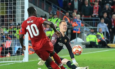 FanDuel EPL DFS Picks Lineup Projections Cheat sheet for Saturday April 10 with Sadio Mane