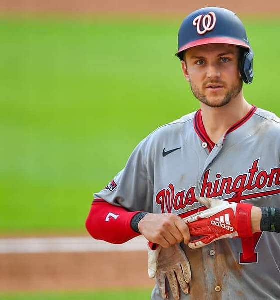 EMac's favorite MLB DFS Picks & Stacks for Yahoo + DraftKings + FanDuel daily fantasy baseball lineups like the Nationals and Brewers | Sunday 4/18/21