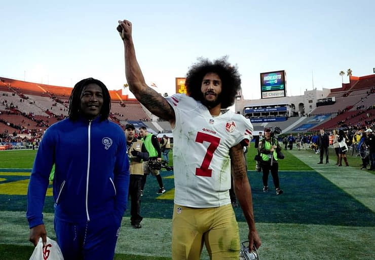 In one of his many awful emails, it looks like Jon Gruden called out Colin Kaepernick, and was adamant that the 49ers should have cut him