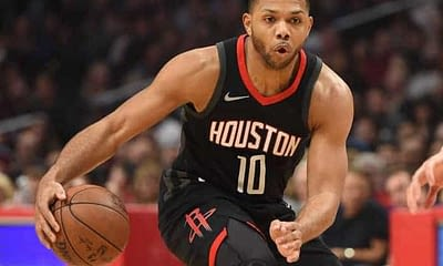 NBA daily fantasy picks for DraftKings and FanDuel lineups on Friday, January 22 featuring expert ownership and projections Eric Gordon