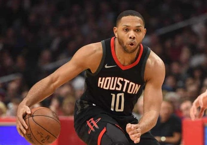 NBA FanDuel Picks for DFS and daily fantasy basketball lineups on Monday February 22 based on Josh Engleman's expert projections and simulations featuring Eric Gordon