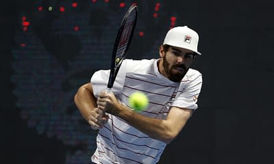 Awesemo's free expert FanDuel & DraftKings Tennis DFS picks, projections and rankings for 2021 U.S. Open lineups today Sep. 4