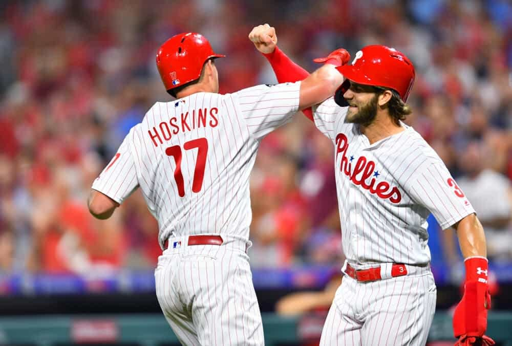 Free expert MLB Picks odds vegas betting lines odds predictions today Bryce Harper Phillies OVER 9 runs. Awesemo's free expert MLB picks, Vegas odds and best bets today like the Phillies at Pirates Over 9 on Friday, July 30, 2021.