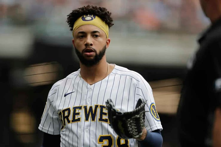 Milwaukee Brewers reliever Devin Williams took the bulk of the blame for the Brewers being eliminated due to him punching a wall before the NLDS