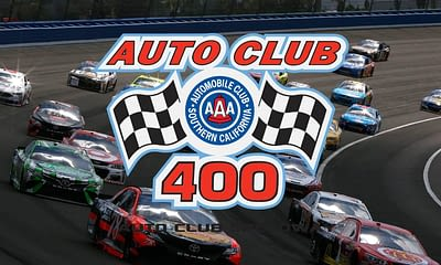 Auto Club 400 NASCAR DFS Model for Draftkings and Fanduel