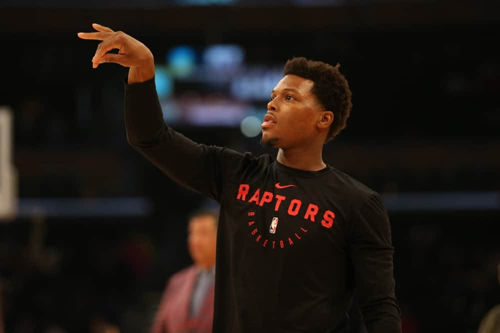 NBA DraftKings Picks for Daily Fantasy basketball lineups on Martin Luther King Day based on expert simulations, projections and ownership by Josh Engleman, including Kyle Lowry on Monday, January 18, 2021