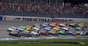 Previewing this Sunday's GEICO 500 from Talladega Superspeedwauy for NASCAR DFS purposes on DraftKings and Fanduel