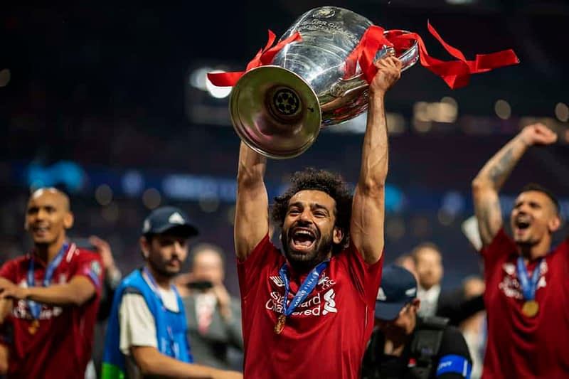 Liverpool and Mohamed Salah look to continue their triumphant title run in a make-up match on West Ham's home turf. All you need for EPL DFS.