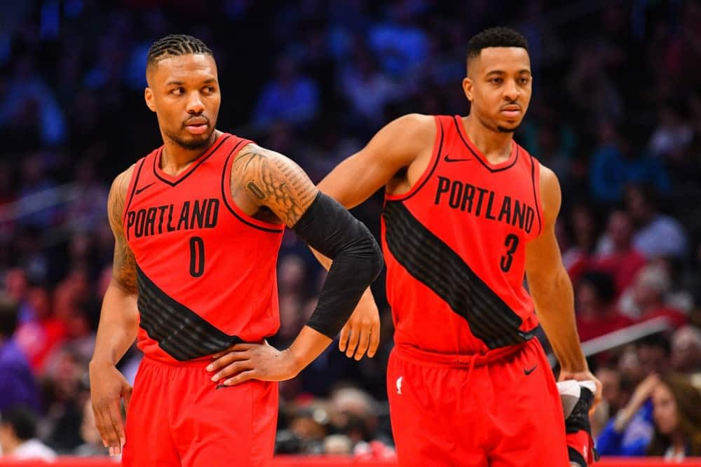 NBA DFS Picks for DraftKings and FanDuel lineups on Friday, January 22nd 2021 with Damian Lillard