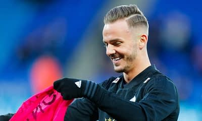 Gameweek 15 EPL DFS top plays, including James Maddison and Jamie Vardy of Leicester, who host Watford who are fresh off firing their manager.