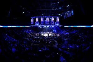 MMA DFS picks. Live Before Lock for UFC Fight Night: Smith vs. Spann. FREE expert DraftKings and FanDuel UFC DFS advice 9/18.