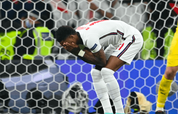 England's Marcus Rashford sent a heartfelt message to all of his fans after missed PK in EURO 2020 final against Italy on Sunday