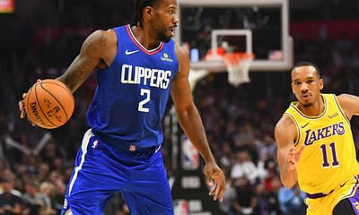 DraftKings & FanDuel NBA Daily Fantasy picks for Thursday April 1 using Awesemo's expert projections, grades, values and ownership featuring Kawhi Leonard