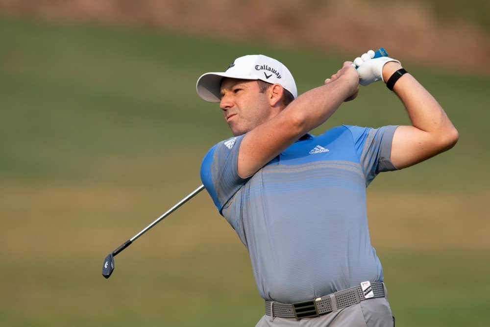 PGA Betting picks for Sony Open and best prop bets, matchups and PGA odds, including Sergio Garcia
