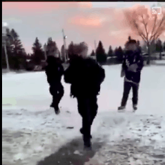 Pond Hockey is illegal in Canada during COVID-19