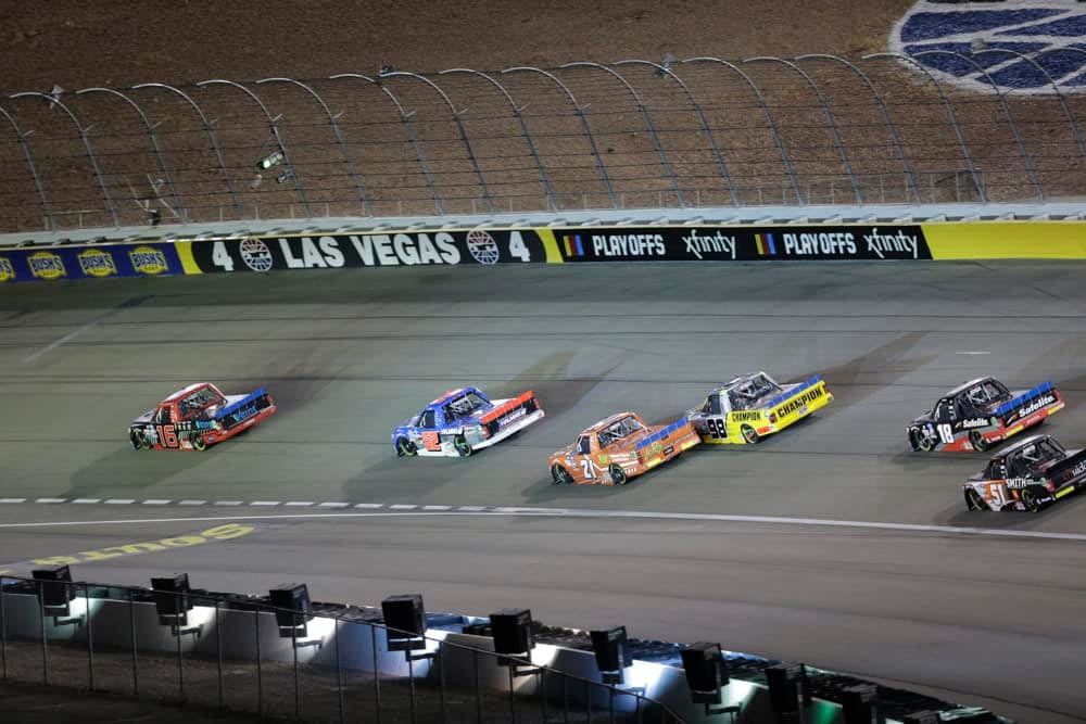 LiftKits4Less.com 200 DraftKings NASCAR DFS Picks for Trucks Series race on Friday May 7 with Austin Hill at Darlington Speedway
