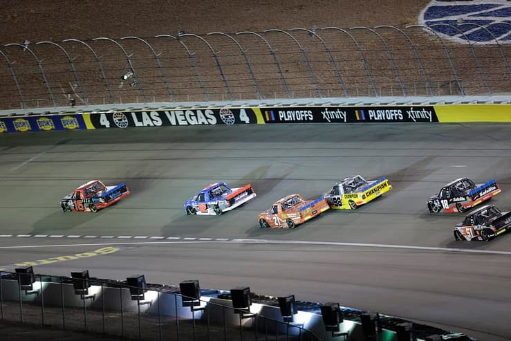 Awesemo's expert NASCAR DFS Picks and DraftKings projections for Saturday's ToyotaCare 250 Trucks race at Richmond International Raceway