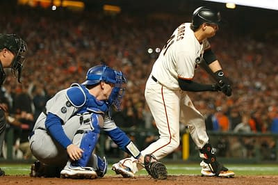MLB umpire Gabe Morales responded to the criticism he was receiving over calling out Giants' Wilmer Flores to end the game on Thursday night